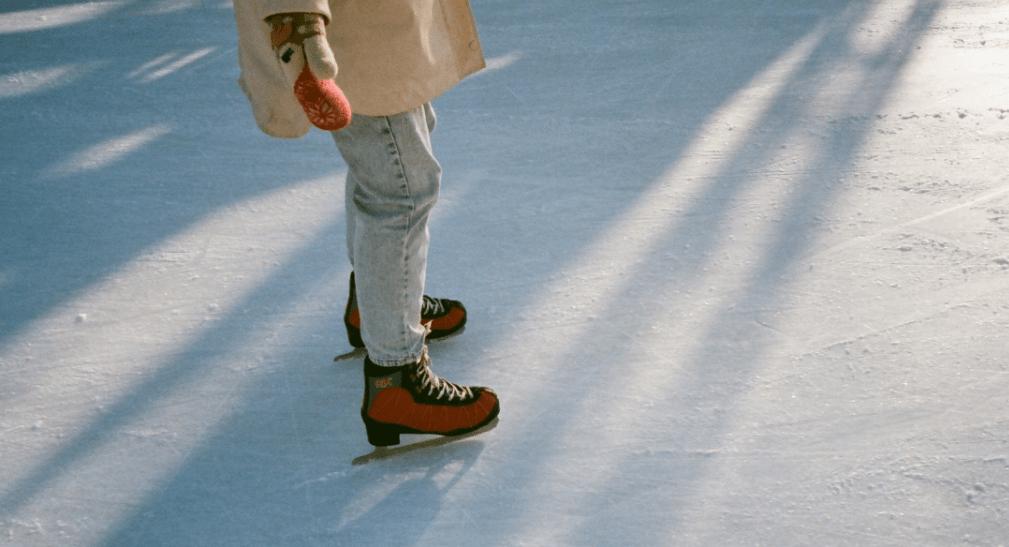 Spaß und Bewegung auf dem Eis